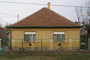 Lakóház felújítása hőszigeteléssel